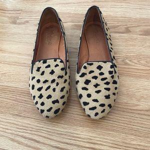 Madewell Cheetah Print Loafers